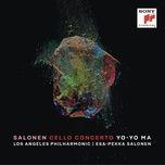Salonen Cello Concerto: I.