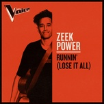 runnin' (lose it all) (the voice australia 2019 performance / live) - zeek power