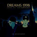 dreams  - lk, lee7