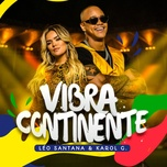 vibra continente - leo santana, karol g