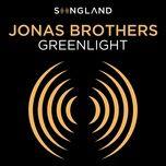 greenlight (from songland) - jonas brothers