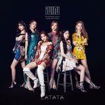 latata (japanese version) - (g)i-dle