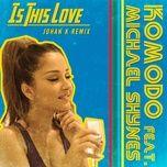 Tải bài hát Is This Love (Johan K Extended Remix) Mp3