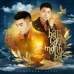 bat canh manh ba (acoustic version) - duy hoang phong