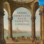 Violin Sonata in D Major, HWV 371, Op. 1 No. 13: III. Larghetto