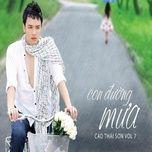 Tải bài hát Con Đường Mưa Mp3