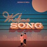 writing song - minh an sivan,