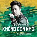 Tải bài hát Ngày Mai Không Còn Nhớ (Duongk Remix) Mp3