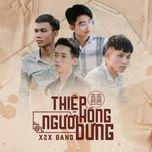thiep hong nguoi dung (goctoi mixer remix) - x2x