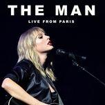 Tải bài hát The Man (Live From Paris) Mp3