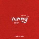 Tải bài hát Yummy (Country Remix) Mp3