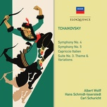 Tchaikovsky: Suite for Orchestra No. 3 in G Major, Op. 55, TH 33 - 4. Tema con variazioni