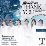 Tải bài hát Thank You - Những Chiến Binh Thầm Lặng Mp3