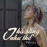 Tải bài hát Thà Rằng Như Thế Mp3