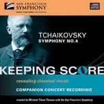 Symphony No. 4 In F Minor, Op. 36: Iv. Finale (Allegro Con Fuoco)