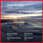 Quatuor Pour La Fin Du Temps For Clarinet, Violin, Cello, And Piano: No. 2. Vocalise, Pour L'Ange Qui Annonce La Fin Du Temps