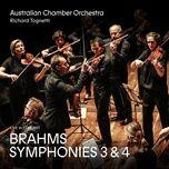 Brahms: Symphony No. 4 In E Minor, Op. 98 - 1. Allegro Non Troppo (Live)