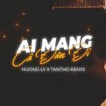 Tải bài hát Ai Mang Cô Đơn Đi (TanTho Remix) Cover Mp3