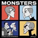 Tải bài hát Monsters Mp3