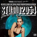Tải bài hát Levitating (Live From Studio 2054) Mp3
