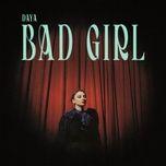 Tải bài hát Bad Girl Mp3
