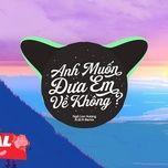 Tải bài hát Anh Muốn Đưa Em Về Không? (N.q.n Remix) Mp3