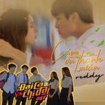 Tải bài hát Cảm Ơn Thanh Xuân (Ost Đại Ca Và Chị Đại) Beat Mp3
