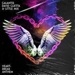 Tải bài hát Heartbreak Anthem Mp3
