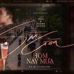 Tải bài hát Sài Gòn Hôm Nay Mưa (Lofi Rain Version) Mp3